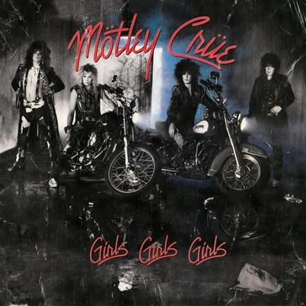 Mötley Crüe - Girls, Girls, Girls Colored 180g Vinyl LP (Out Of Stock) - direct audio