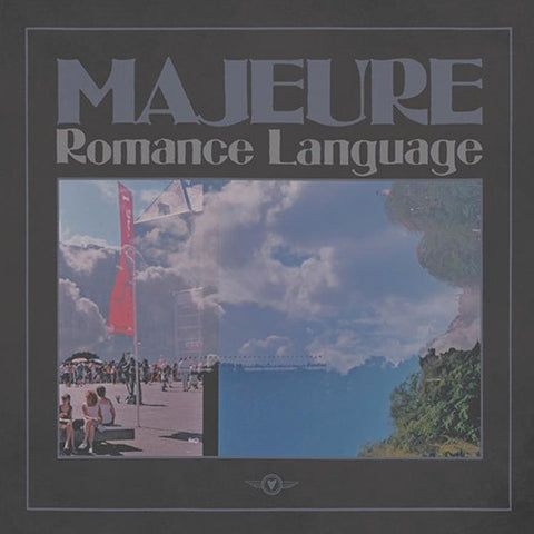 Majeure - Romance Language on Limited Edition LP + Download Coupon - direct audio