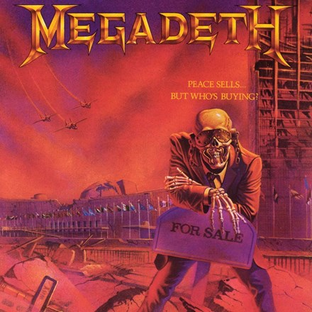 Megadeth - Peace Sells.. But Who's Buying? 180g Vinyl LP - direct audio