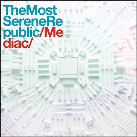 The Most Serene Republic - Mediac on Colored Vinyl LP - direct audio
