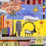 Paul McCartney Egypt Station: Deluxe Edition 180g Colored Vinyl LP