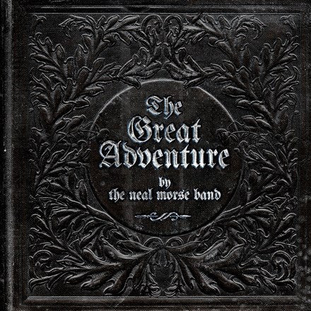 The Neal Morse Band - The Great Adventure Colored Vinyl 3LP + 2CD - direct audio
