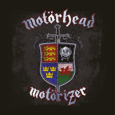 Motörhead - Motorizer Vinyl LP - direct audio