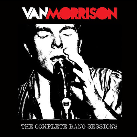 Van Morrison - The Complete Bang Sessions on Numbered Limited Edition Colored 180g 2LP - direct audio
