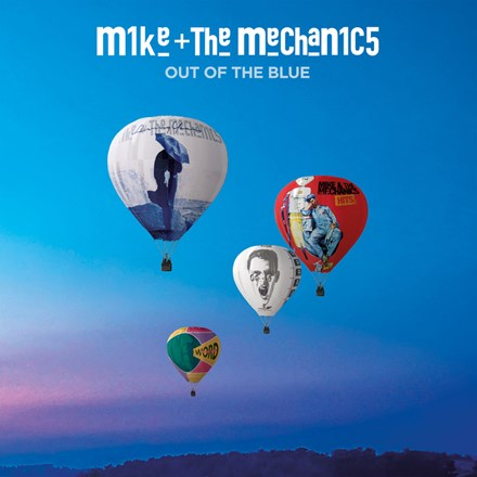 Mike + The Mechanics - Out of the Blue Vinyl LP - direct audio