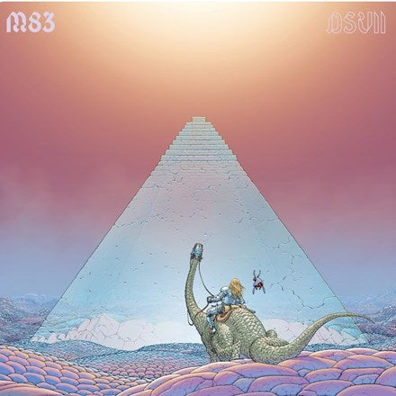M83 - DSVII Colored Vinyl 2LP