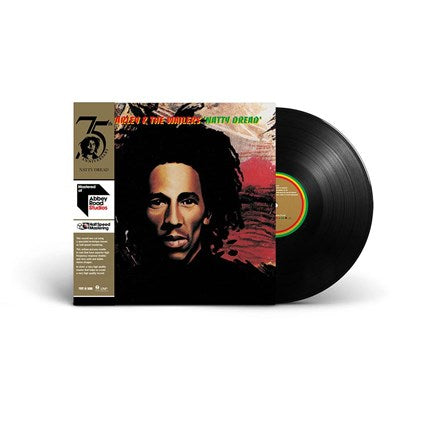 Bob Marley And The Wailers - Natty Dread: Half Speed Master Vinyl LP - direct audio