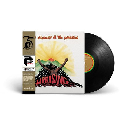 Bob Marley And The Wailers - Uprising: Half Speed Master Vinyl LP - direct audio