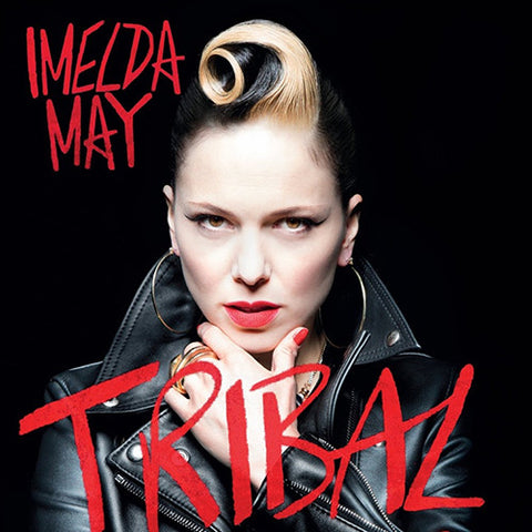 Imelda May - Tribal Vinyl LP - direct audio