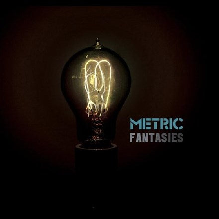 Metric - Fantasies Vinyl LP (Out Of Stock) - direct audio
