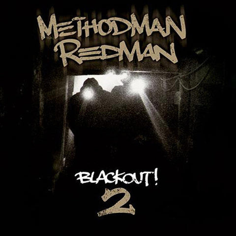 Method Man And Redman - Blackout 2 on Vinyl 2LP - direct audio