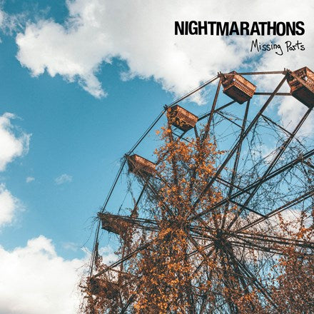 Nightmarathons - Missing Parts Vinyl LP (Out Of Stock) - direct audio