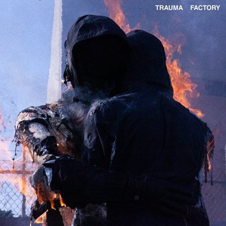 Nothing, Nowhere. - Trauma Factory Vinyl LP - direct audio