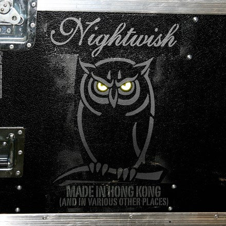 Nightwish - Made in Hong Kong and in Various Other Places: Live Vinyl 2LP - direct audio