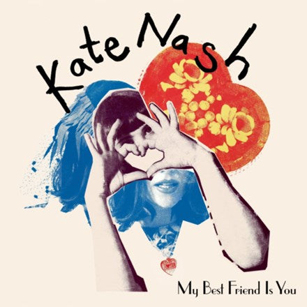 Kate Nash - My Best Friend Is You 180g Vinyl LP - direct audio