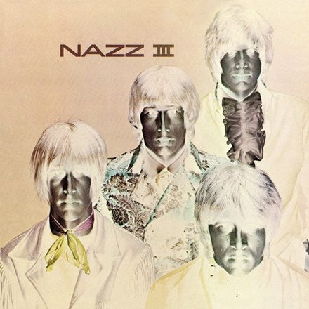 The Nazz - III Colored Vinyl LP