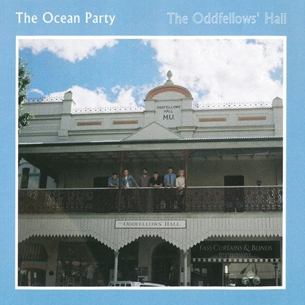 The Ocean Party - The Oddfellows Hall Vinyl LP - direct audio