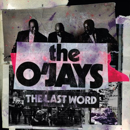 The O'Jays - The Last Word Vinyl LP - direct audio