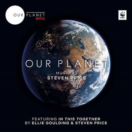 Steven Price - Our Planet: Soundtrack Vinyl 2LP - direct audio