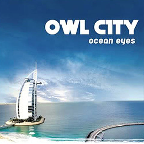 Owl City - Ocean Eyes Vinyl 2LP (Out Of Stock) Pre-order - direct audio