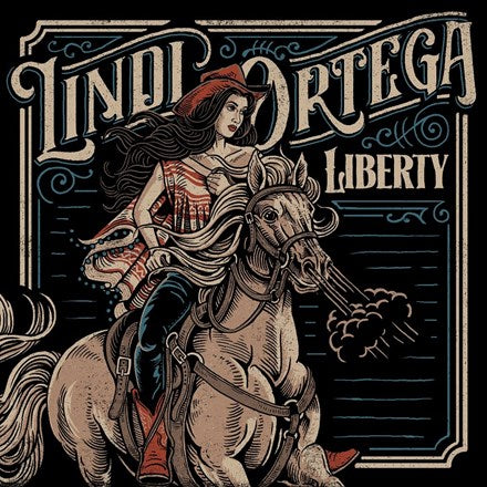Lindi Ortega - Liberty Vinyl LP - direct audio