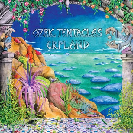 Ozric Tentacles - Erpland 180g Vinyl 2LP (Awaiting Repress) - direct audio
