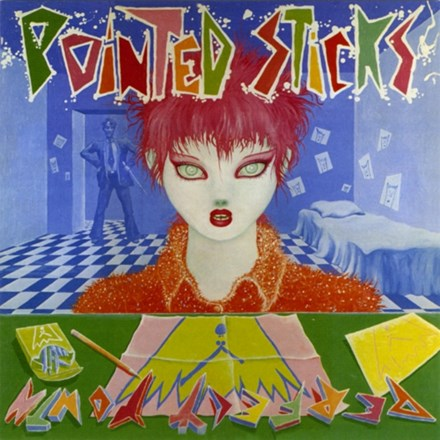 Pointed Sticks - Perfect Youth Vinyl LP - direct audio