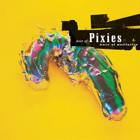 Pixies - The Pixies Wave Of Mutilation: Best Of The Pixies on LP - direct audio