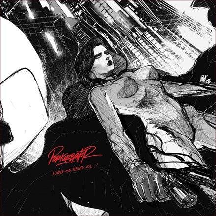 Perturbator - B-Sides and Remixes Vol. 1 180g Vinyl 2LP