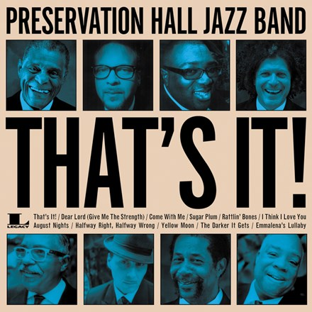 Preservation Hall Jazz Band - That's It! Vinyl LP