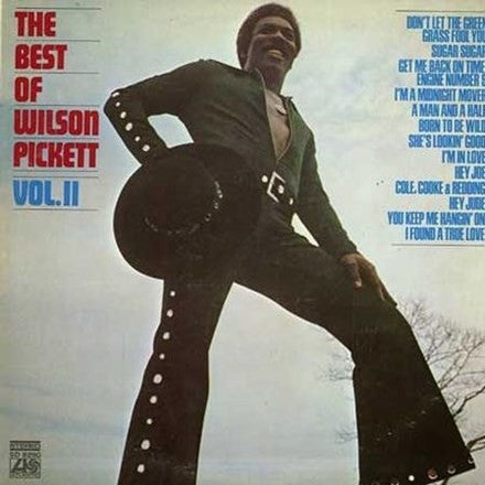 Wilson Pickett - The Best Of Wilson Pickett: Volume Two 180g Vinyl LP - direct audio