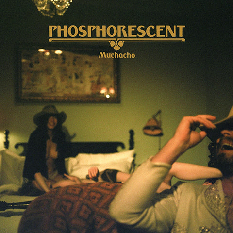 Phosphorescent - Muchacho Vinyl LP + Download Coupon - direct audio