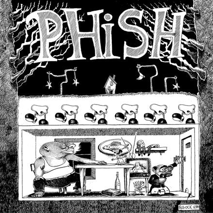 Phish - Junta Vinyl 3LP (Out Of Stock) - direct audio