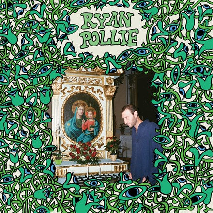 Ryan Pollie - Ryan Pollie Vinyl LP - direct audio