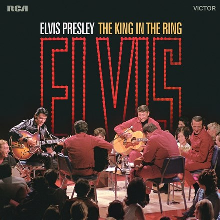 Elvis Presley - The King in the Ring Vinyl 2LP