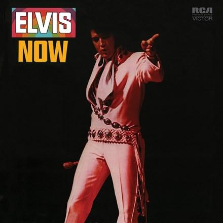 Elvis Presley - Elvis Now 180g Colored Vinyl LP - direct audio
