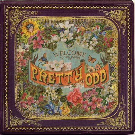 Panic! At the Disco - Pretty Odd Vinyl LP (Out Of Stock) Pre-order - direct audio