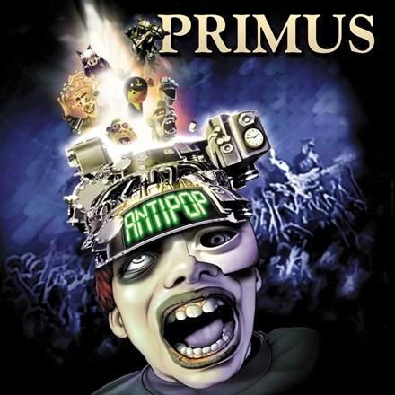 Primus - Antipop 180g Colored Vinyl 2LP (Out Of Stock) Pre-order - direct audio