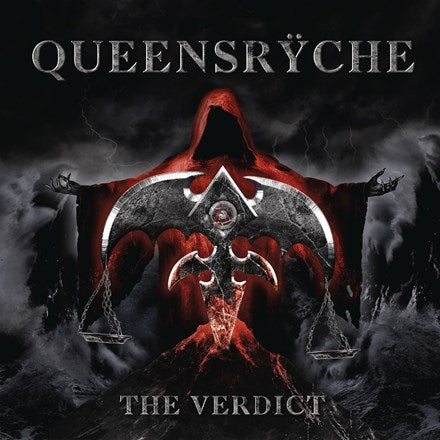 Queensryche - The Verdict 180g Colored Vinyl LP