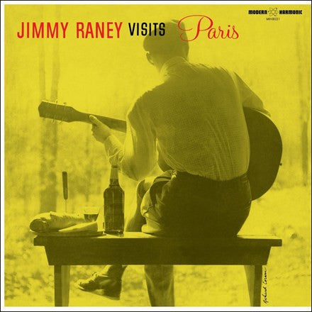 Jimmy Raney - Visits Paris Vinyl LP - direct audio