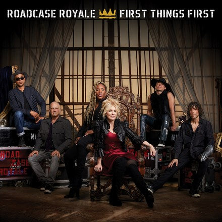 Roadcase Royale - First Things First Vinyl LP - direct audio
