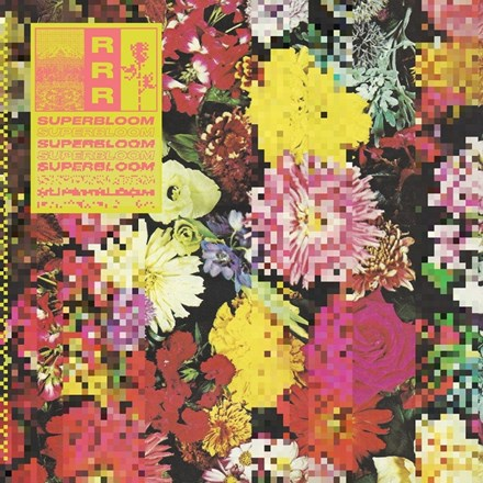 Ra Ra Riot - Superbloom Colored Vinyl LP - direct audio