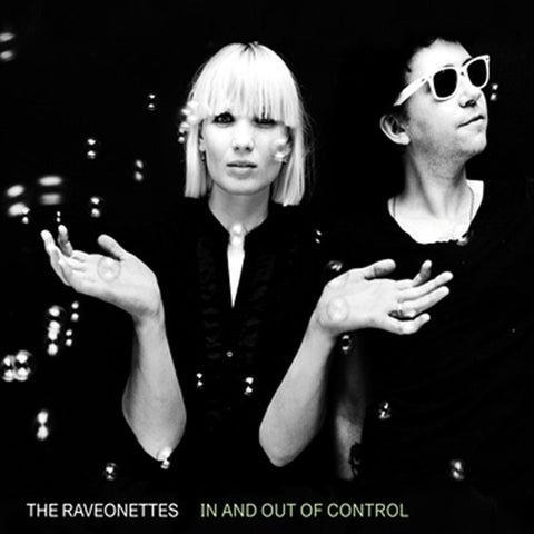 The Raveonettes - In And Out Of Control on Vinyl LP - direct audio