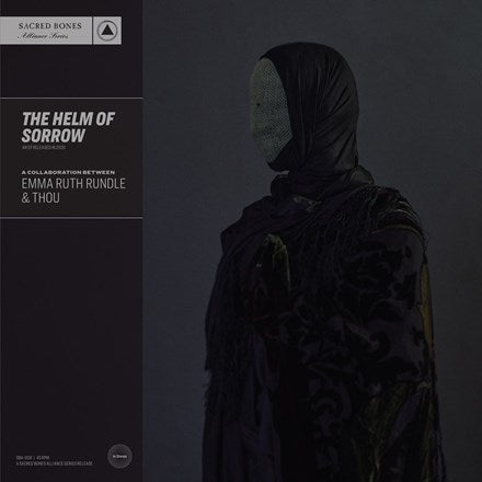 "Emma Ruth Rundle and Thou - The Helm of Sorrow 12"" Vinyl EP (Out Of Stock) Pre-order - direct audio"