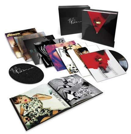 Rihanna - Box Set Limited Edition Vinyl 15LP Box Set - direct audio