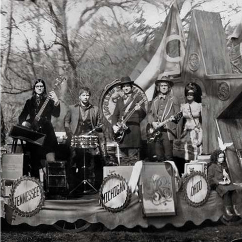 The Raconteurs - Consolers of the Lonely on 180g Vinyl 2LP - direct audio