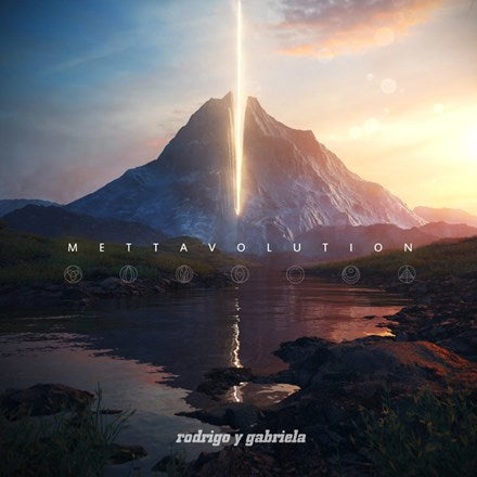 Rodrigo Y Gabriela - Mettavolution Vinyl LP - direct audio