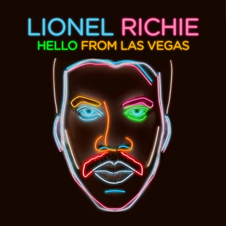 Lionel Richie - Hello From Las Vegas Vinyl 2LP
