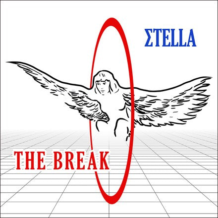 Σtella - The Break Vinyl LP - direct audio