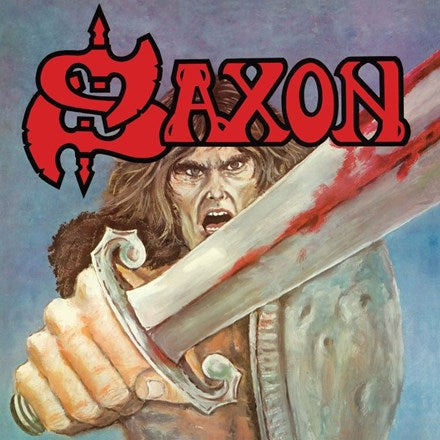 Saxon - Saxon Vinyl LP (Out Of Stock) Pre-order - direct audio